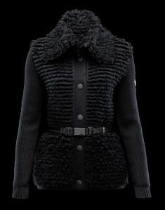 Cardigan lana Moncler