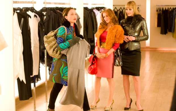 4 Confessions of a Shopaholic