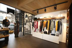 Roy Roger's and the new openingstore